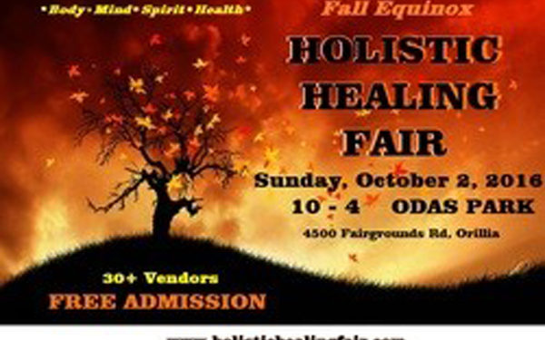 Fall Holistic Fair